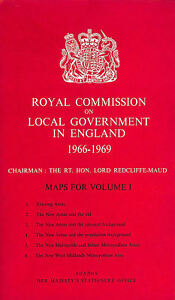 Royal-Commission-On-Local-Government-In-England-1966-1969-Maps-for-Vol-1