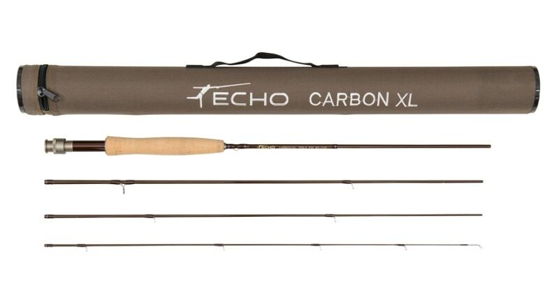 Echo Carbon XL 273-4 Fly Rod - 7'3