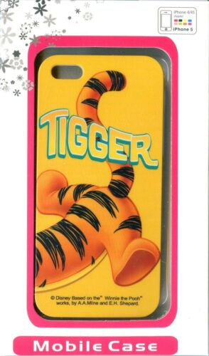 New Deluxe Hard case cover for iphone 5 5S SE Disney Tigger