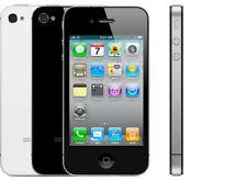 Apple iPhone 4S-8GB-16GB,32GB-(AT&T-UNLOCKED),VERIZON-MINT CONDITION, W/WARRANTY