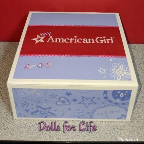 American Girl BIRTHDAY Accessories Tiara Crown Earrings Present NEW