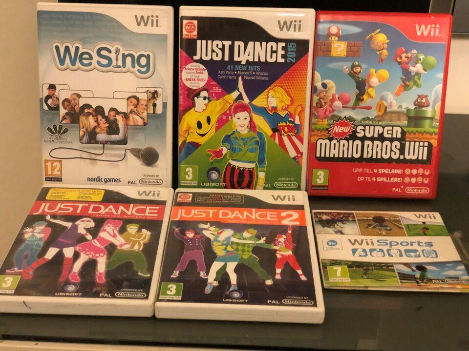 Nintendo Wii, RVL-001 (EUR), God