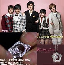 Korean Drama TV Boys Over Before Flowers F4 Kissing Star