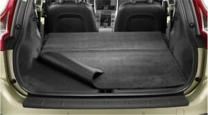New-Genuine-Volvo-S90-2017-Reversible-Textile-Load-Area-Cargo-Boot-Mat-Charcoal