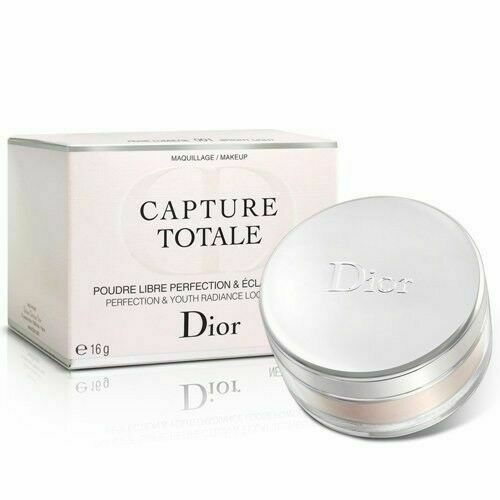 4eaa870e09 CD Dior Capture Totale Perfection Youth Radiance Loose Powder 16g Color  01#18742