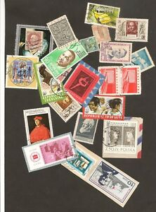Interesting-World-Mix-Stamps-to-Check-Lot-France-Bulgaria-Togolaise-etc