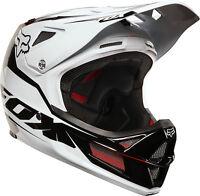Fox Racing Rampage Pro Carbon Helmet White