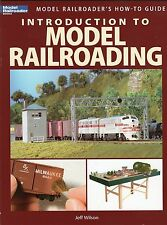 Model Trains Layout Self Help Book Basic Introduction to Model Railroading