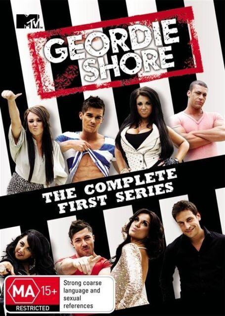 DVD Geordie Shore :Complete Season 1
