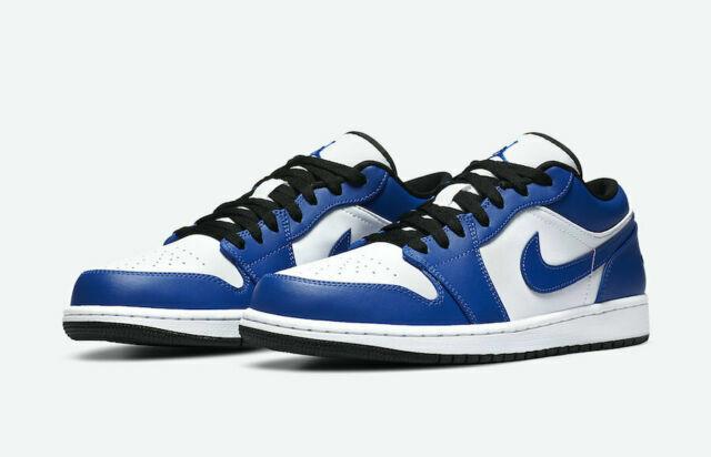 Jordan 1 Low Game Royal Running Shoe