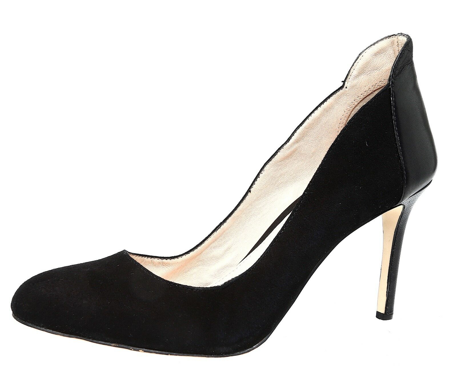 Louise Et Cie Hydrangea 2618 Suede Pump Black Women Sz 9 M 2618 Hydrangea e60867