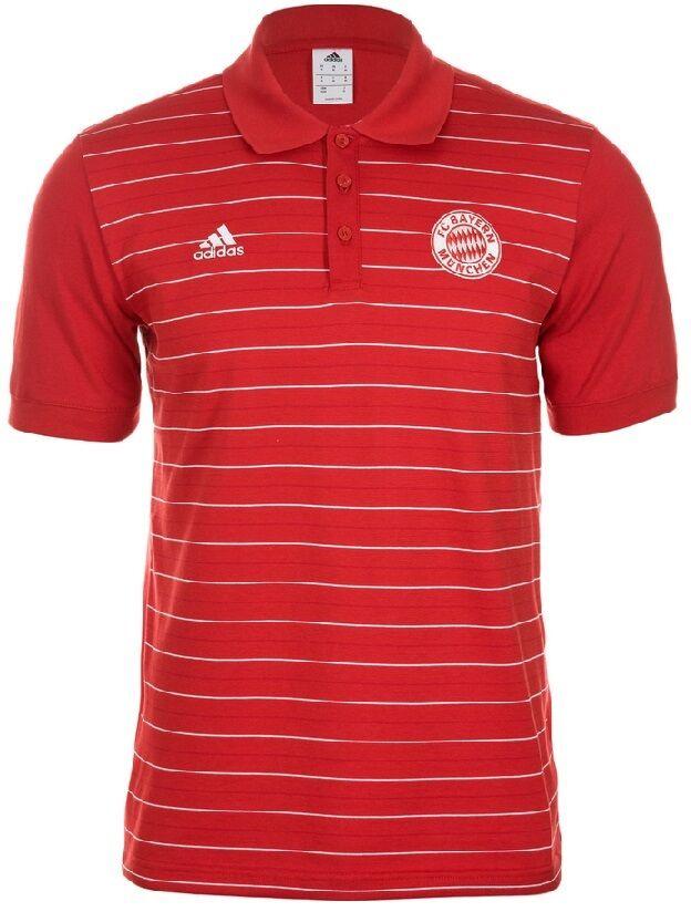 Polo-Shirt Adidas FC Bayern München Premium [S] FCB