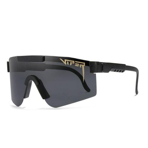 Pit Viper Sport Polarized Sunglasses for men//women tr90 frame black lens PV01-c1