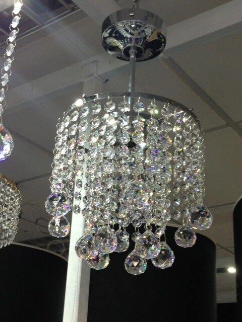 Araña De Cristal De Luz de techo lámpara de iluminación Cromo mo20 ball