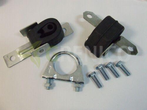 Montagesatz Endtopf SEAT AROSA 6H 1.0,1.4 Schrägheck 97-04 Anbausatz