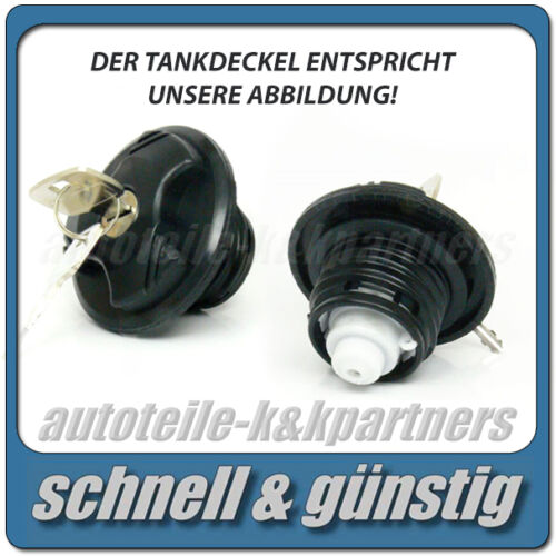 01.00-03.03 TOYOTA AVENSIS T22 Tankdeckel Tankverschluss