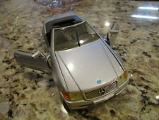 Welly Mercedez Benz 600 5L 1/24  Silver