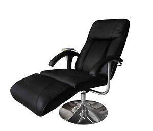 vidaXL-Massagesessel-TV-Sessel-Relaxsessel-Fernsehsessel-Massage-Heizung-SCHWARZ