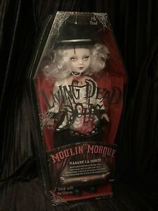 Living Dead Dolls Madame La Morte Series 33 Bloody Moulin Morgue LDD sullenToys