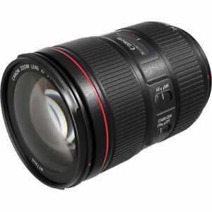 Neuf Canon EF 24-105mm f/4L IS II USM (White Box) Lens Objectifs