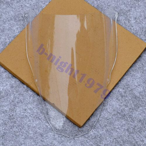 Transparent windshield windscreen for Aprilia RS 125 50 250 2006-2011 07 08 09