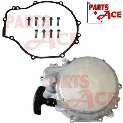 Polaris Rebuild Recoil Pull Starter Start Kit Gasket Magnum 330 3083185 3084750