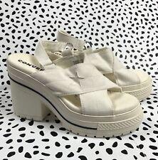 Star Boardwalk Strut Heel Sandal Slip