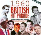 1960 British Hit Parade: Britain's Greatest Hits, Vol. 9, Pt. 3: September-December [Box] by Various Artists (CD, 2011, 4 Discs, Acrobat (USA))
