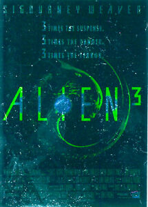 Alien Legacy Poster Gallery Chase Card CP-1