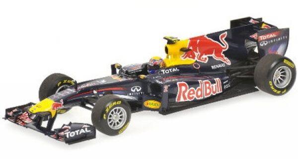rouge Bull racing renault No. 2 M. webber formule 1 showcar 2011