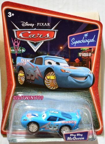 Film- & TV-Spielzeug Disney Pixar Cars Supercharged Bling Bling Mcqueen Dinoco