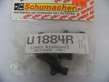 pr U1884 New Vintage Schumacher SST2000 Rear Wishbones//Suspension Arms