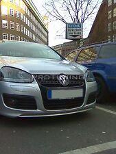 VW Golf V mk5 Spoiler paraurti anteriore GTI Stile Addon SOTTO PARAURTI Splitter Lip GT