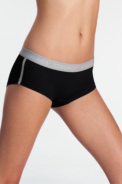 ICEBREAKER BF150 Womens Sprite Hot pants - Hüfthose mit geradem Beinaussschnitt