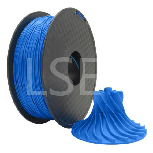 20 LSE 3D Printer Filament PLA 1.75mm Colours 1kg 100m 50m 20m 10m Lengths