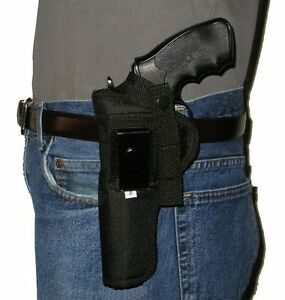 Details about USA MFG Pistol Holster Performance Center Smith & Wesson 5 In  Revolver 627 629