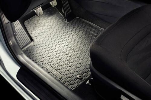 Gummimatten Fußmatten für Mercedes B-Klasse W246 2011-2018 Original Qualität