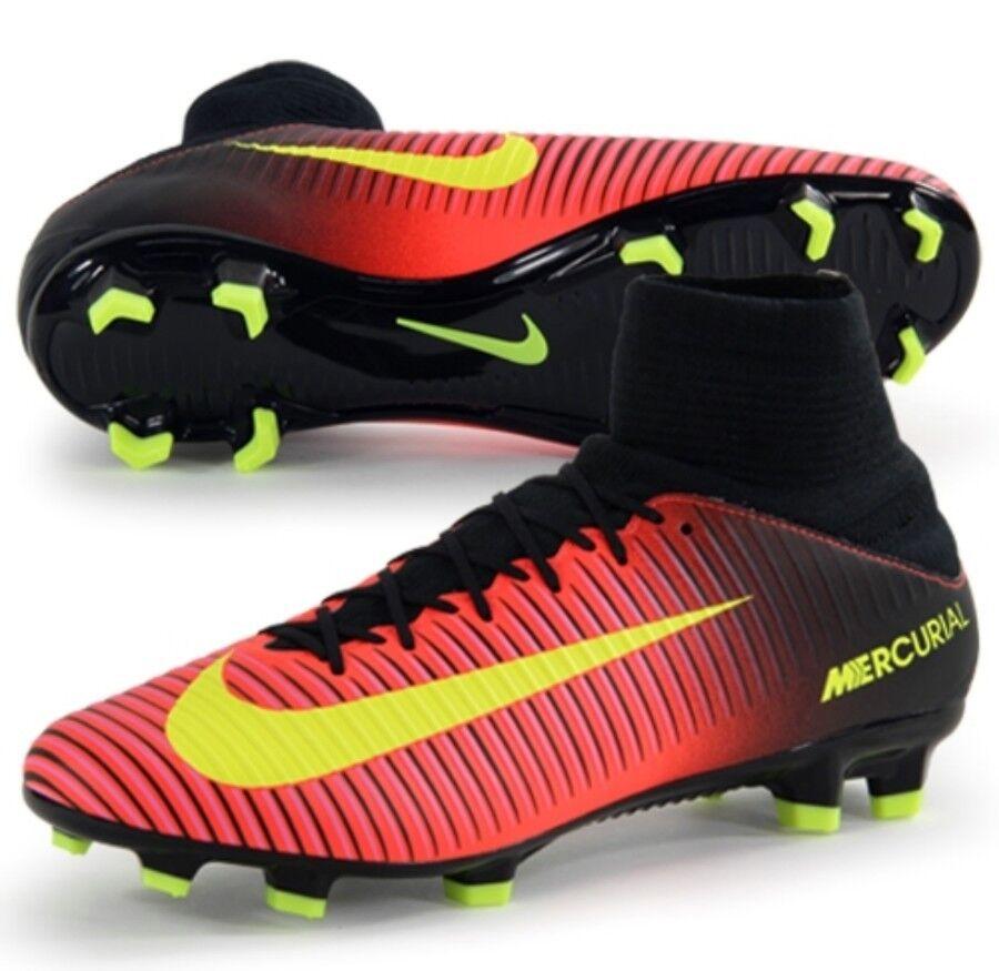 Nike Mercurial Veloce III 3 FG Soccer shoes 831961-870 Mens sz 11.5