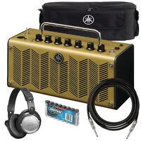 Yamaha Thr5a Desktop Guitar Amplifier - Acoustic Complete Amp Pak on sale