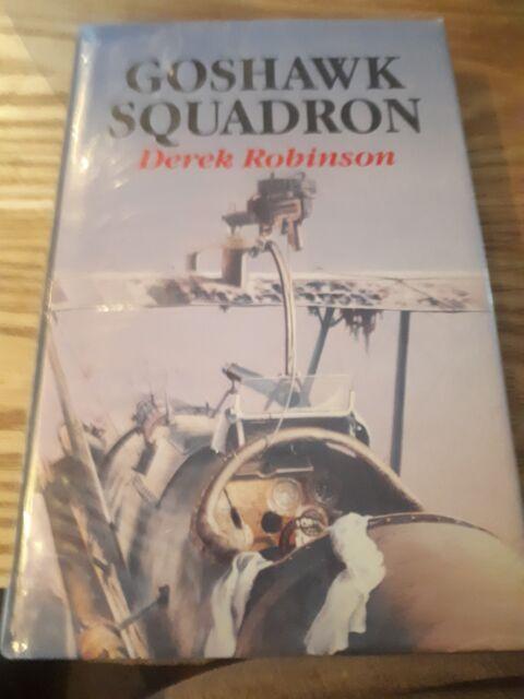 Goshawk Squadron (Portway Large Print Books), Robinson, Derek, Very Good Book