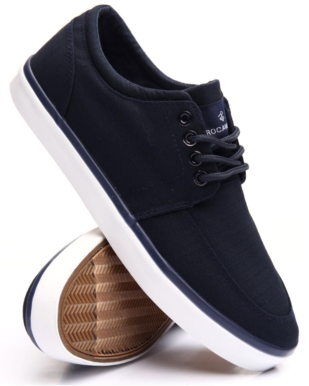 New Men's Rocawear Size Flame Sneaker Navy Blue Size Rocawear 10 Brand New! d24630
