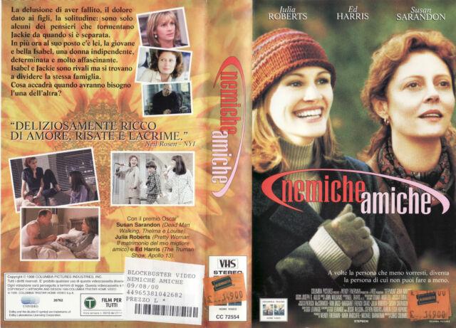 Nemicheamiche. Nemiche amiche (1998) VHS