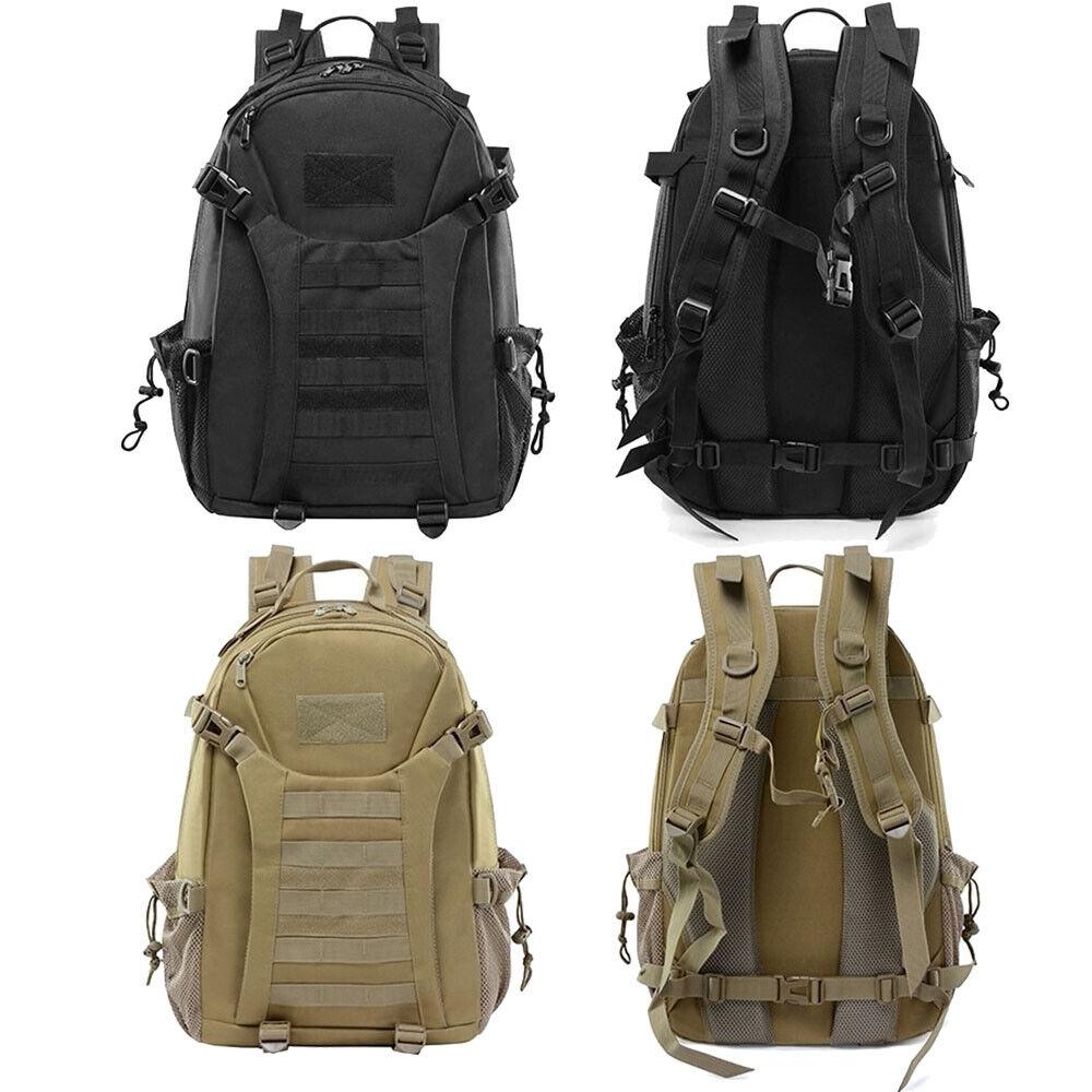 Korjo 2bags Travel Camping Back Pack Day Rucksack/&Money Pouch Belt Bum Bag Sport