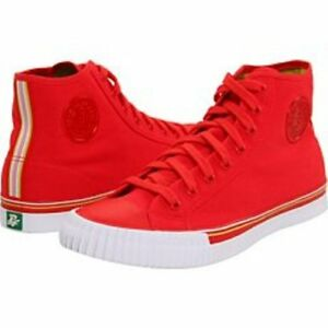 f37d9fc57627 PF Flyers Unisex Center High BKC Red Totatoe Sneaker PICK YOUR SIZE ...