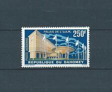 DAHOMEY - 1963 YT 22 - POSTE AERIENNE - TIMBRE NEUF* charnière
