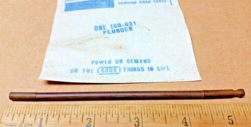 "160-0631 ONAN PHENOLIC PLUNGER ROD IGNITION POINTS BREAKER BOX  5-1//2/"" LONG NOS"