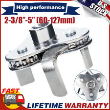 Car Removal 2 Way Tool 3 Jaw Oil Filter Wrench Fully Adjustable Heavy Duty Remo