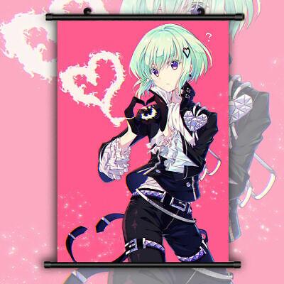 Fairy Tail Erza Anime Wallscroll Poster Kunstdrucke Bider Drucke 60*90cm