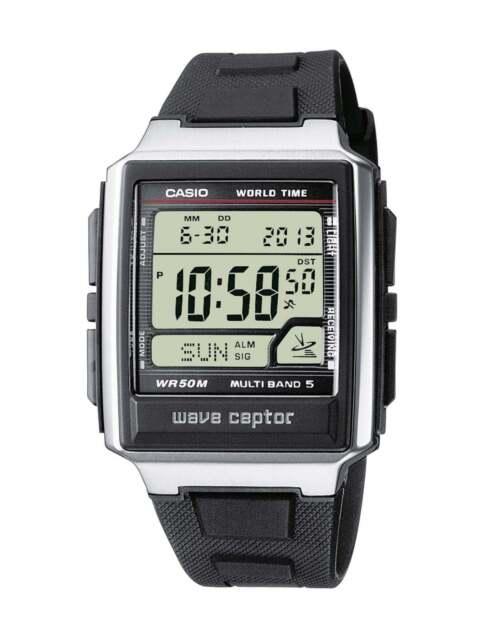 Casio Wave Ceptor Men's Watch WV-59E-1AVEF