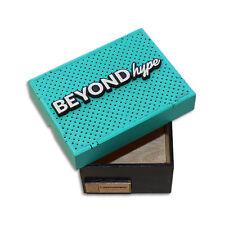 Brand New GOODWOOD Mint Mini Sneaker Jewelry Box Rastaclat Pura Vida Bracelet